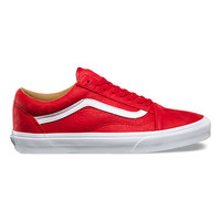 Premium Leather Old Skool | Shop Classic Shoes At Vans