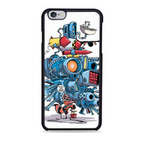 Say Hello To My Little Friend Rocket Racoon iPhone 6 Case