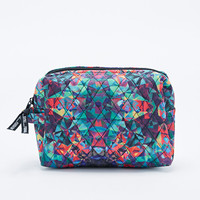 Textile Federation Hallucinate Cosmetics Bag - Urban Outfitters