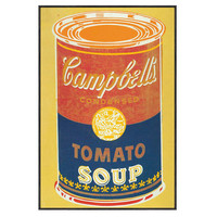 Andy Warhol, Yellow Campbell's Soup Can, Paintings