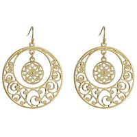 KAI Hoop Earrings - Gold