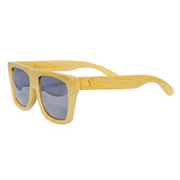 Clemente Light Bamboo Sunglasses - Clemente Light Bamboo Sunglasses