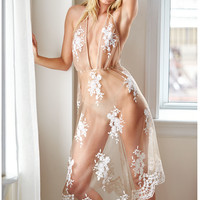 Embroidered Gown - Dream Angels - Victoria's Secret