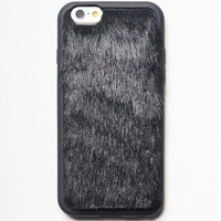 Free People Faux Fur iPhone 6/6s Case