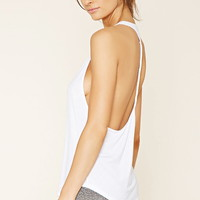Active Braided-Back Tank | Forever 21 - 2000171207