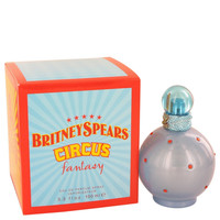 Circus Fantasy By Britney Spears Eau De Parfum Spray 3.3 Oz