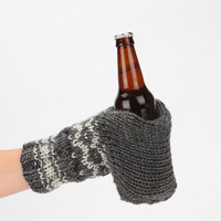 Urban Outfitters - Knit Glove Drink Holder