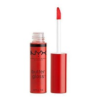 NYX Butter Gloss - Cherry Pie - #BLG12