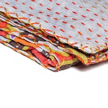 """50"""" x 70"""" Multi-colored Eclectic, Bohemian, Traditional Throw Blankets"""