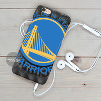 Golden State Warriors Logo Basket iPhone Case Cover Series