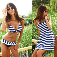 We have sunshine,beach and colorful Swimming Wear,just need you. = 4444865668