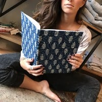 Indigo Cloth Journal
