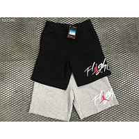 AJ AIR JORDAN classic flying men and women sports casual shorts F-AG-CLWM