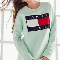 Tommy Jeans For UO 90s Classic Pullover Sweatshirt
