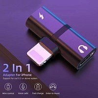 Fashion Casual iPhone Charger Adapter Converter
