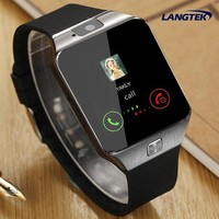 Smart Watch Bluetooth Connectivity Apple Iphone Android Phone