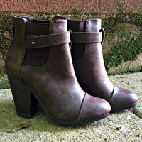 Gail Bootie Brown
