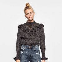 MOM FIT RIPPED TROUSERSDETAILS