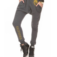 Athletic Bear Jogger with front pockets