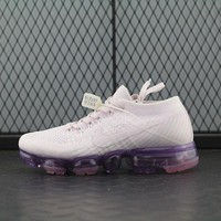 Nike Air Max Vapor Max Flyknit For Women Men Running Sport Casual Shoes Sneakers 2018