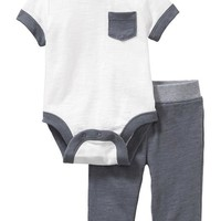 Old Navy Bodysuit & Pants Sets For Baby