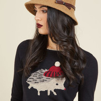 Cloche-Minded Hat in Toffee | Mod Retro Vintage Hats | ModCloth.com