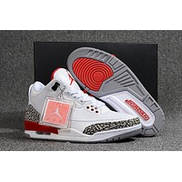 Air Jordan 3 Retro Katrina Basketball Shoe 40 47