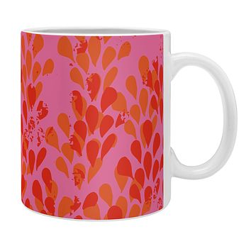 Camilla Foss Bright Happiness II Coffee Mug