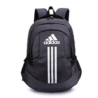 Adidas Casual Sport School Shoulder Bag Travel Bag Satchel Backpack