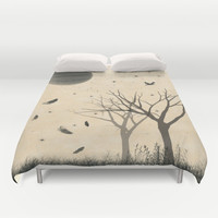 When I dream Duvet Cover by DuckyB (Brandi)