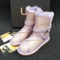 """UGG"" Fashion Winter Women Flat Warm Snow Ankle Boots"