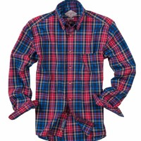 Tartan Flannel - Bills Holiday Picks - Bills Khakis