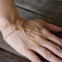 Ethereal Hand Chain