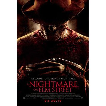 A Nightmare on Elm Street 27x40 Movie Poster (2010)