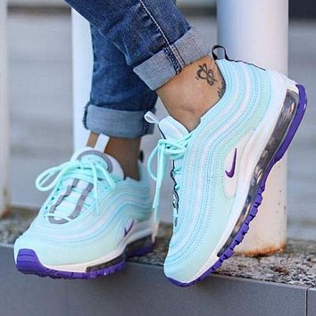 Air Max 97 Nike Fashion New Hook Running Leisure Shoes