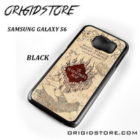 The Marauders Mao Harry Potter For Samsung Galaxy S6 Case Please Make Sure Your Device With Message Case UY