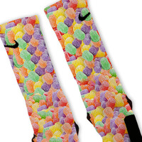 Gumdrops Custom Nike Elite Socks