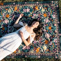 Emerald Forest Picnic Rug - Bohemian Diesel Marketplace