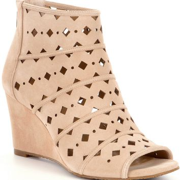 MICHAEL Michael Kors Uma Wedge Booties | Dillards