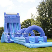 Commercial Giant Exciting Inflatable Water Slide Slip N Slide - Buy Inflatable Water Slide,Giant Water Slide,Slip N Slide Product on Alibaba.com