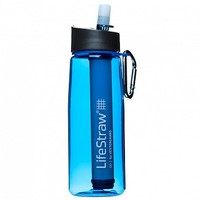Water Filter Bottle by Lifestraw
