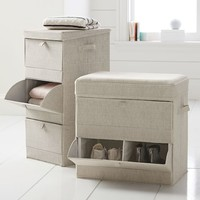 Front-Opening Storage Stand