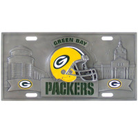 Green Bay Packers Collector's License Plate FVP115