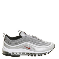 Nike Air Max 97 Mtlc Slv Var Red - Hers trainers