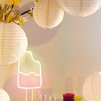 Paper Lantern Set   Urban Outfitters