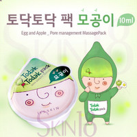It's Skin Todak Todak Pack Pore Care (Wash off Mask) with Apple & Egg white  *exp.date 07/18