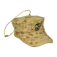 Marine Corps BDU Cap Ornament | The Marine Shop