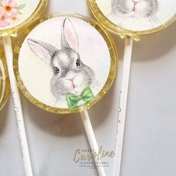 Easter Bunny Collection Lollipop - Marshmallow