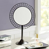 Wire Beauty Mirror