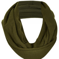 Skater Rib Snood - Scarves - Bags & Accessories - Topshop USA